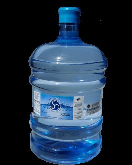 Recarga botellón de agua de 10 Lts